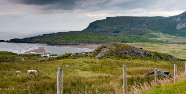 Ceann Ghlinne / Glen Head